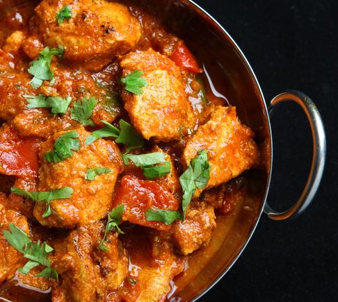 Chilli chicken one-pot