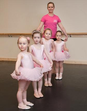 Angelina ballerina wedding