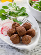 Vegetarian meatballs