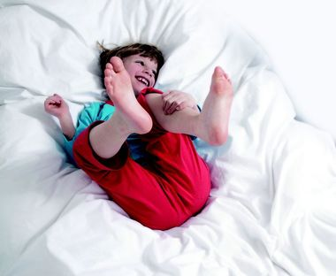 Bedwetting is treatable