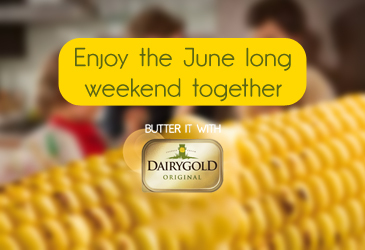 Butter it with Dairygold this Summer