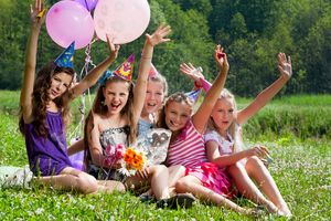 9 great party games for kids