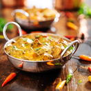 Lamb curry in a hurry