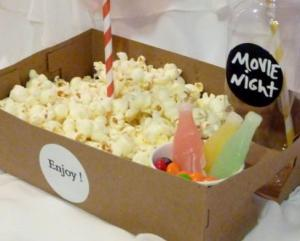 How to throw the perfect movie night for your kids and their pals!