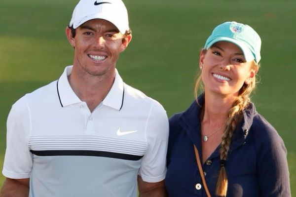 Rory mcilroy wedding