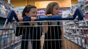 Tesco sent the experts to do the Back-To-School shop