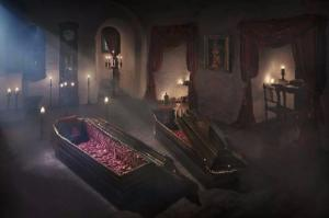Airbnb offers Halloween night stay in real life Draculas castle...Yikes!