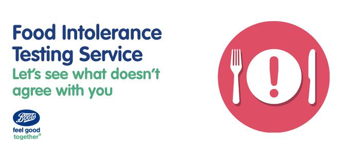 Boots Ireland launches Food Intolerance Testing Service