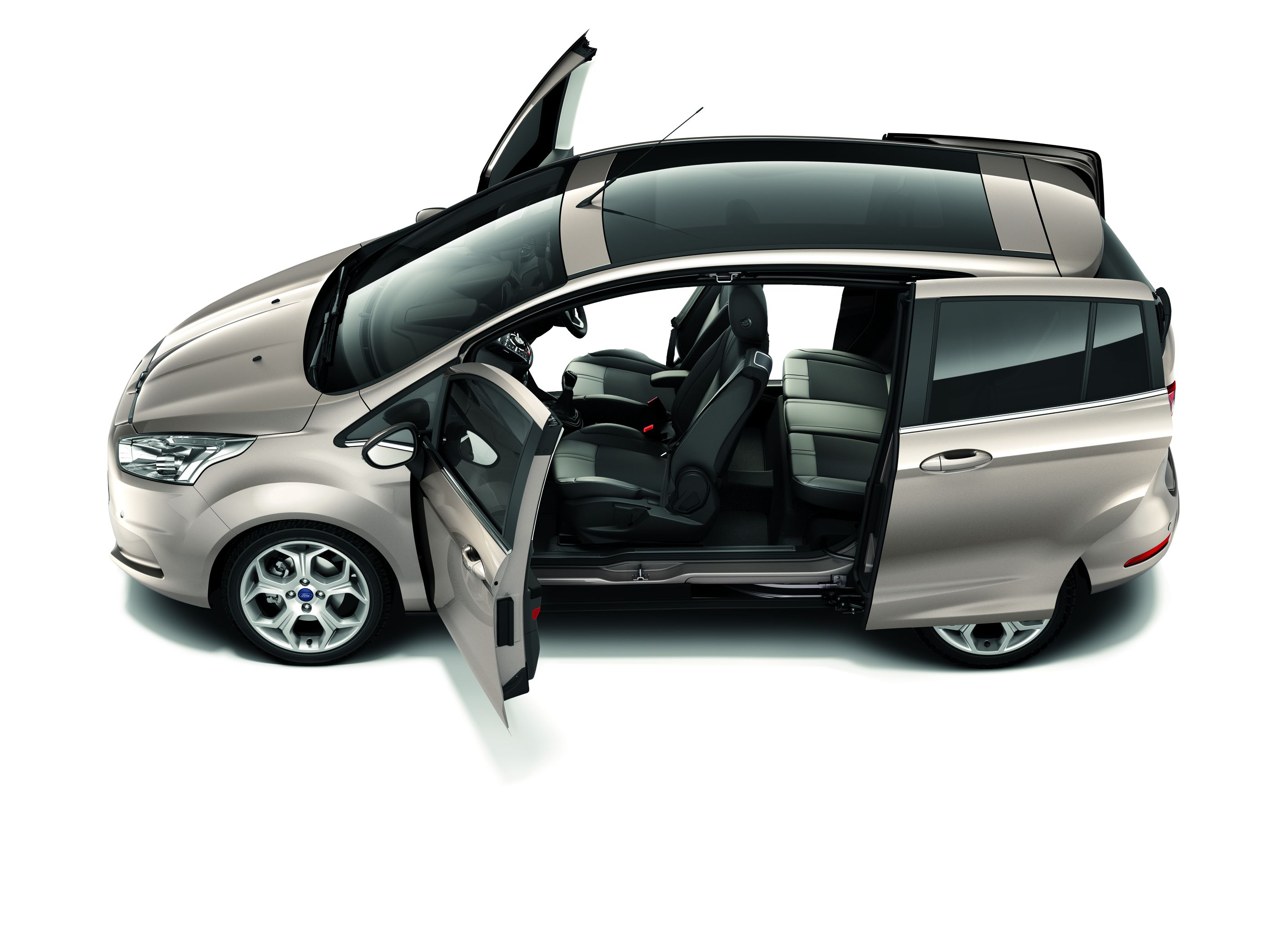 The New Ford B-MAX