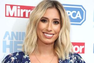 This is how scary airbrushing can be: Stacey Solomon posts unedited photos
