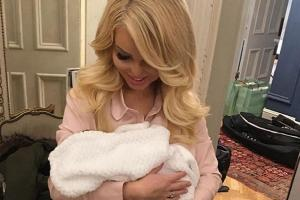This is me: Katie Piper shares inspiring photo of her post-baby body