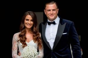 Jamie Heaslip reveals his excitement about becoming a dad