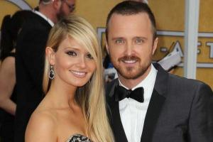 Aaron Paul chose the most unusual name for his baby girl