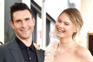 Congrats! Adam Levine and Behati Prinsloo welcome baby number two