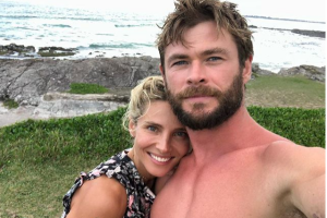 You have to see this ground breaking music video by Chris Hemsworth