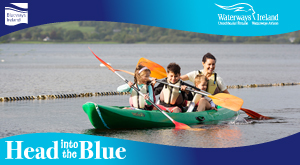 Win a staycation with Waterways Ireland