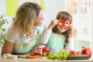 Heres why you and your kids should play with your food
