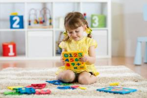 Maths activities at home linked to better number skills for kids
