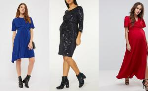 Pregnant and going to a wedding soon? We have your outfit sorted