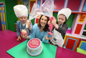 Mairead Ronan talks soggy bottoms, cake disasters and baking for Temple Street