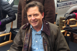 Michael J. Fox is recovering from spinal surgery