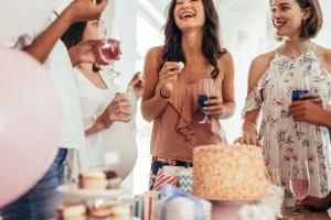 This is ridiculous: Expectant-mum charges friends to attend baby shower