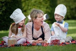 Rachel Allen has a great tip to make your children eat more vegetables