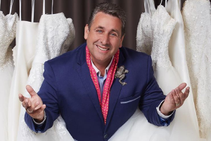 Franc shares his wedding dress predictions ahead of Meghans big day