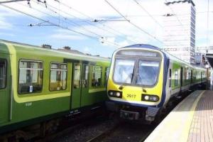 DART services will be affected for the week due to a fire