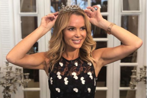 Amanda Holden opens up about the loss of her stillborn son
