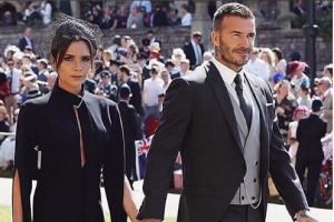 Why Victoria Beckham and women do not need to smile