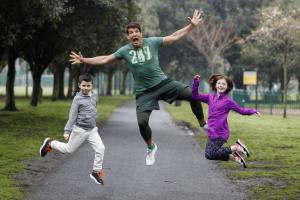 Parenting doesnt have to be equal: Donncha OCallaghan on family, fatherhood and living well