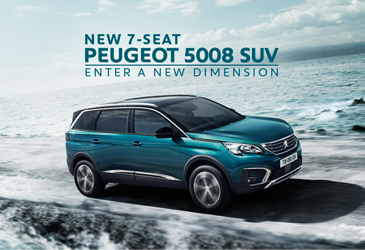 New Mums Say Trial: Peugeot 5008 SUV