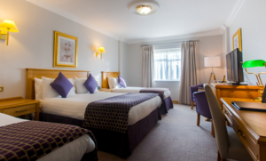 Win a family break at the Ashdown Park Hotel