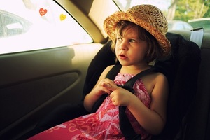 Mum asks is it ever okay to leave your children in the car whilst you shop?