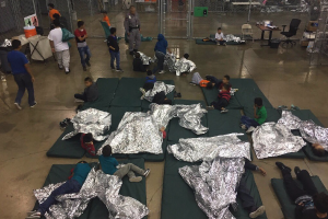 Audio released of children separated from parents at US border