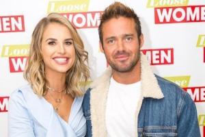 Vogue Williams says she wont pressure herself to breastfeed
