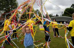 The kids will love the 10 Minute Dance Parties at the Cork Midsummer Festival