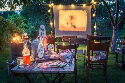 Theres a FREE outdoor cinema screening happening in Dublin this month