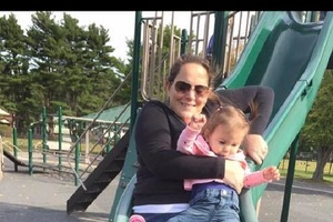 Mums warning about common playground injury is horrendous