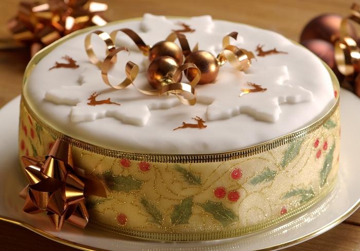 Brandy Or Whiskey In Christmas Cake