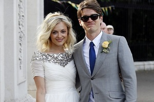 Fearne Cotton posts never-before-seen wedding photo to mark anniversary