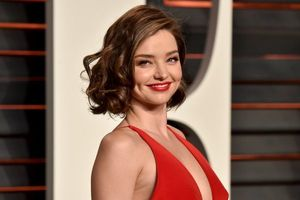 Miranda Kerr shared her tips for a stretch mark-free pregnancy