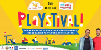 Six reasons why you really HAVE to go to Playstival with the Happy Pear