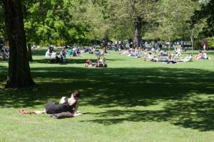 Get the suncream ready! Heatwave to return this weekend