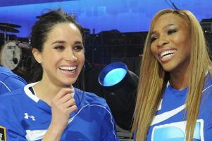 We hit it off immediately: Meghan Markle opens up about Serena Williams