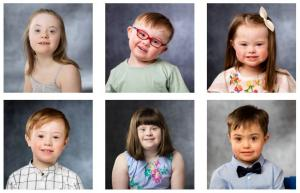 21 Faces to celebrate uniqueness and diversity of children with Down syndrome