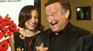 Happy early birthday, Poppo: Zelda Williams honours her fathers memory