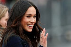 Meghan Markle hopes to pass this piece of jewellery on to her daughter