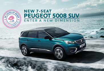 3 MummyPages mums tested The Peugeot 5008 SUV